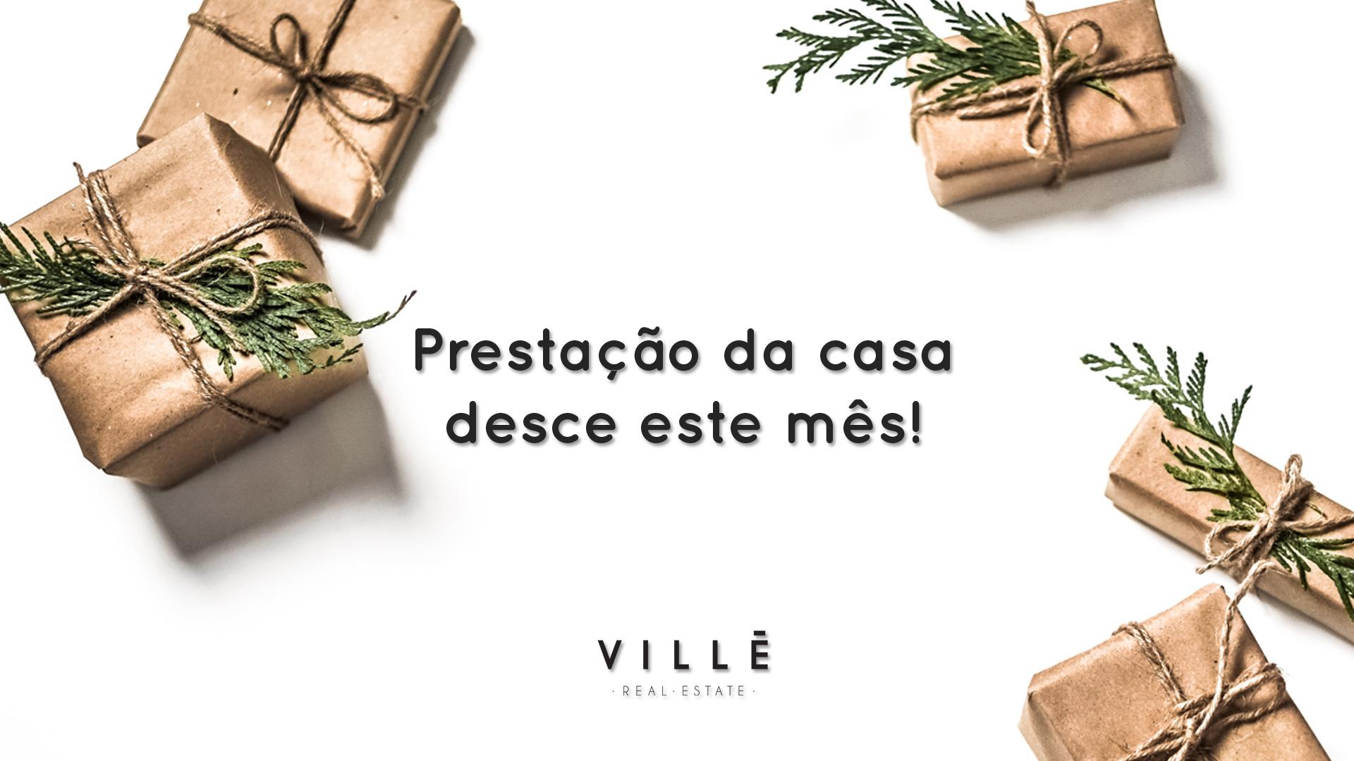 Prestação da casa desce este mês para a maioria dos portugueses