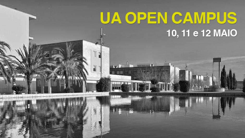 No dia 12 de Maio há programa para a família na Universidade de Aveiro